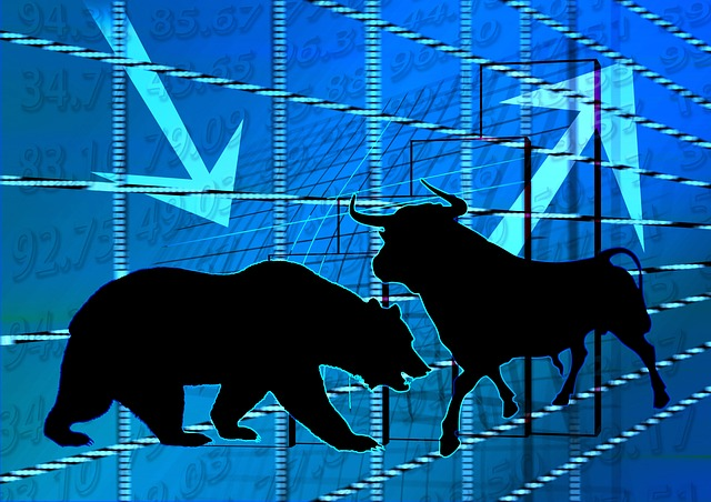 Tjen penge på faldende aktiekurser